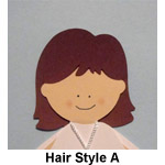 Hairstyle A