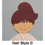 Hairstyle D